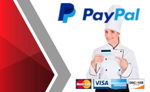 Pagos con Paypal