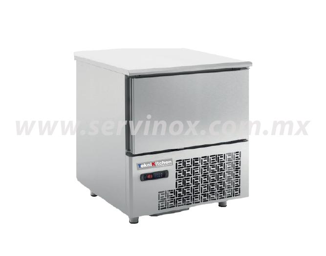 Abatidor y Congelador Teknikitchen IAB51L