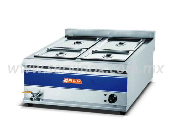 Bano Maria Electrico Rex HB 904