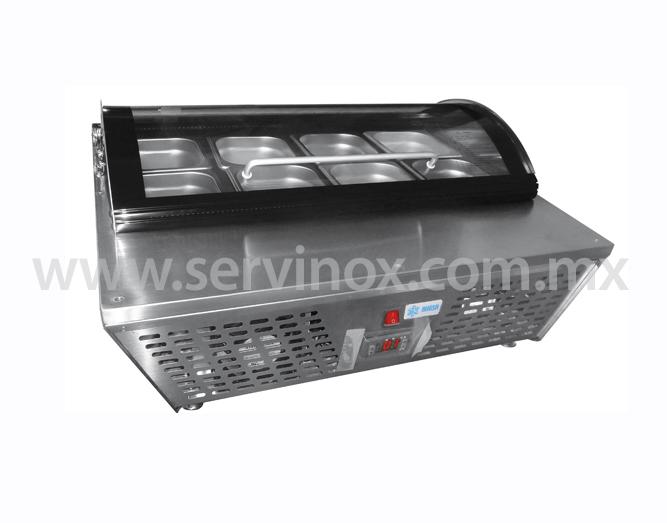 Base Refrigerada 8 Insertos NR RTW 67L
