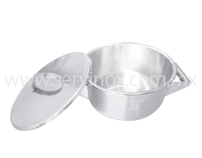 Budinera en Aluminio 20 Litros 2