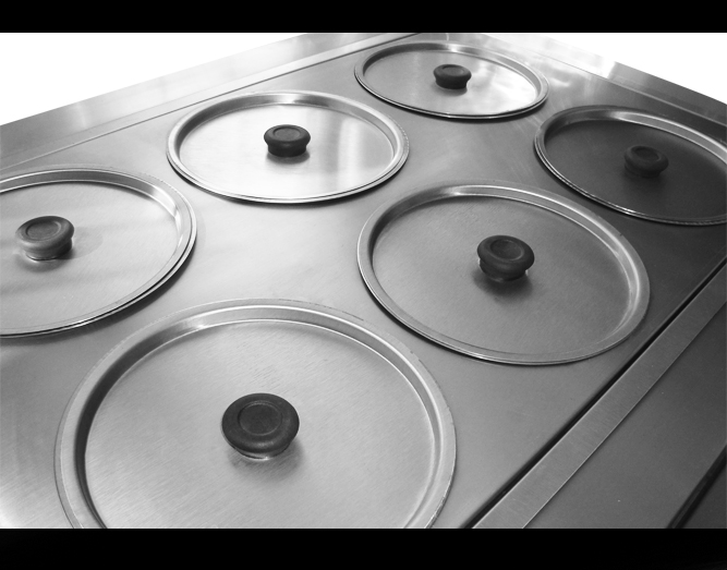 Carrito Para Tacos De Guisado 3