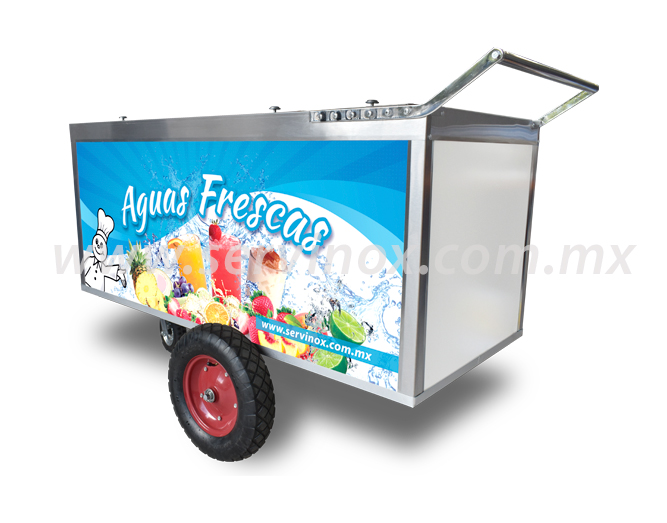 Carro para Aguas Frescas 5