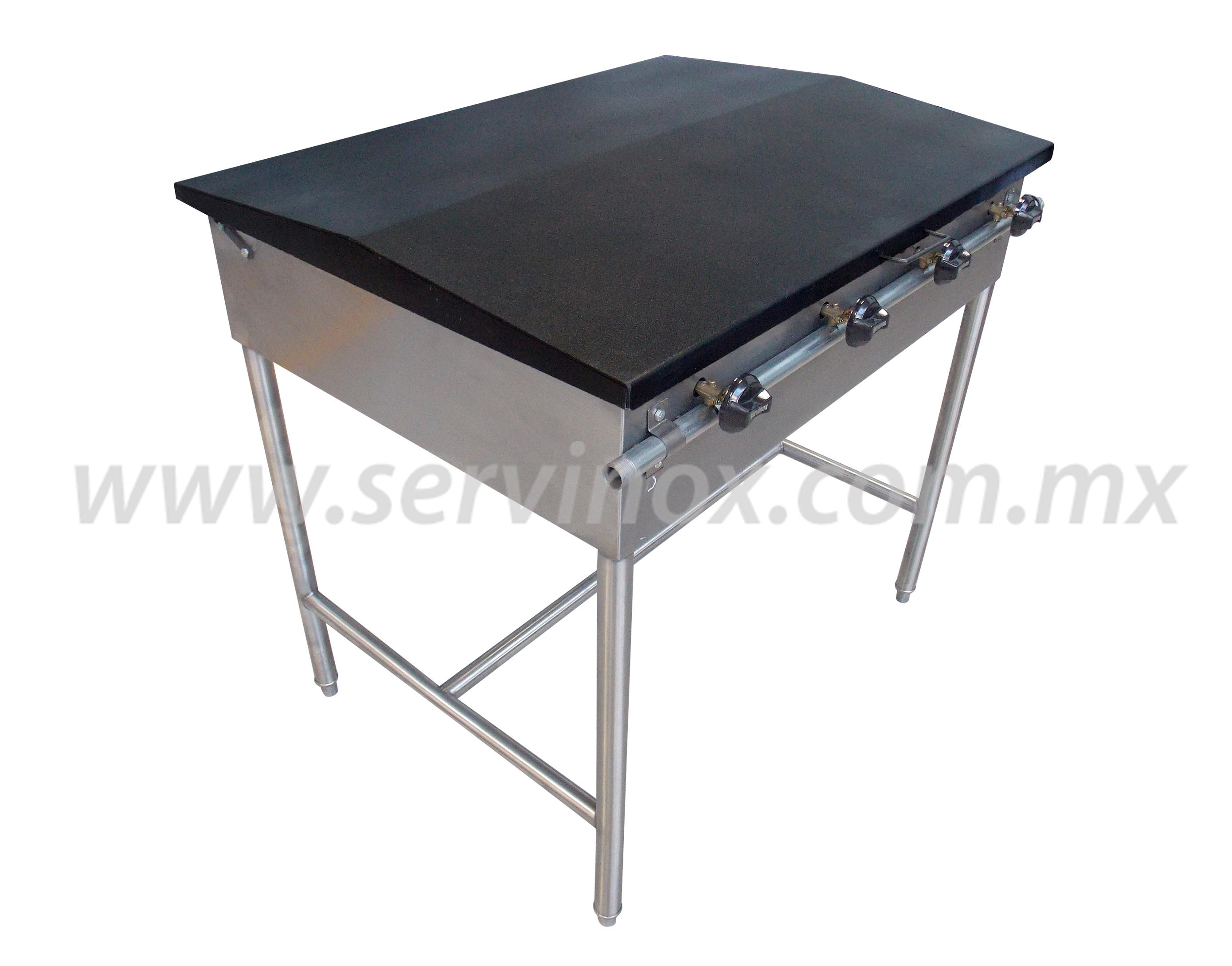 Comal para for Planchas de cocina industriales de segunda mano