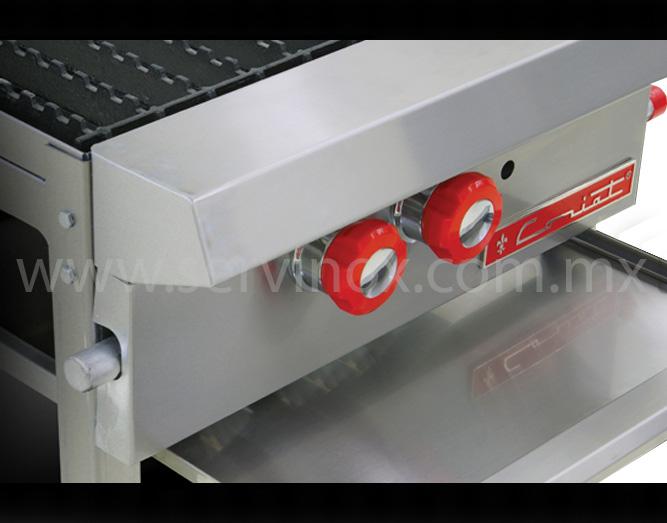 Estufon Comercial Coriat EC 1T 3