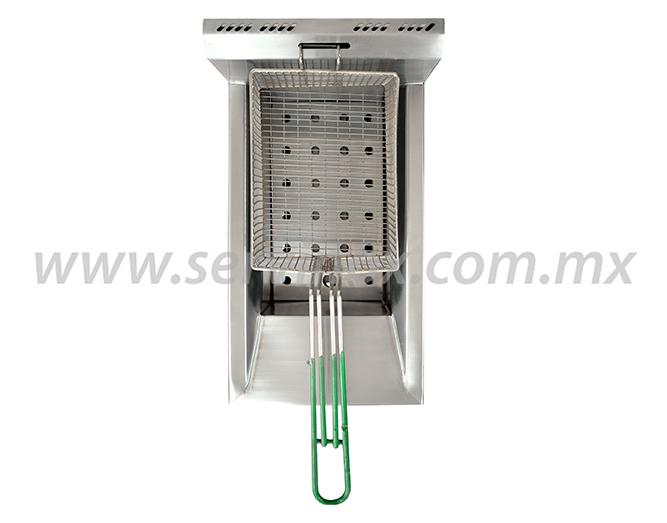 Freidora Sencilla Premium FSP12 2