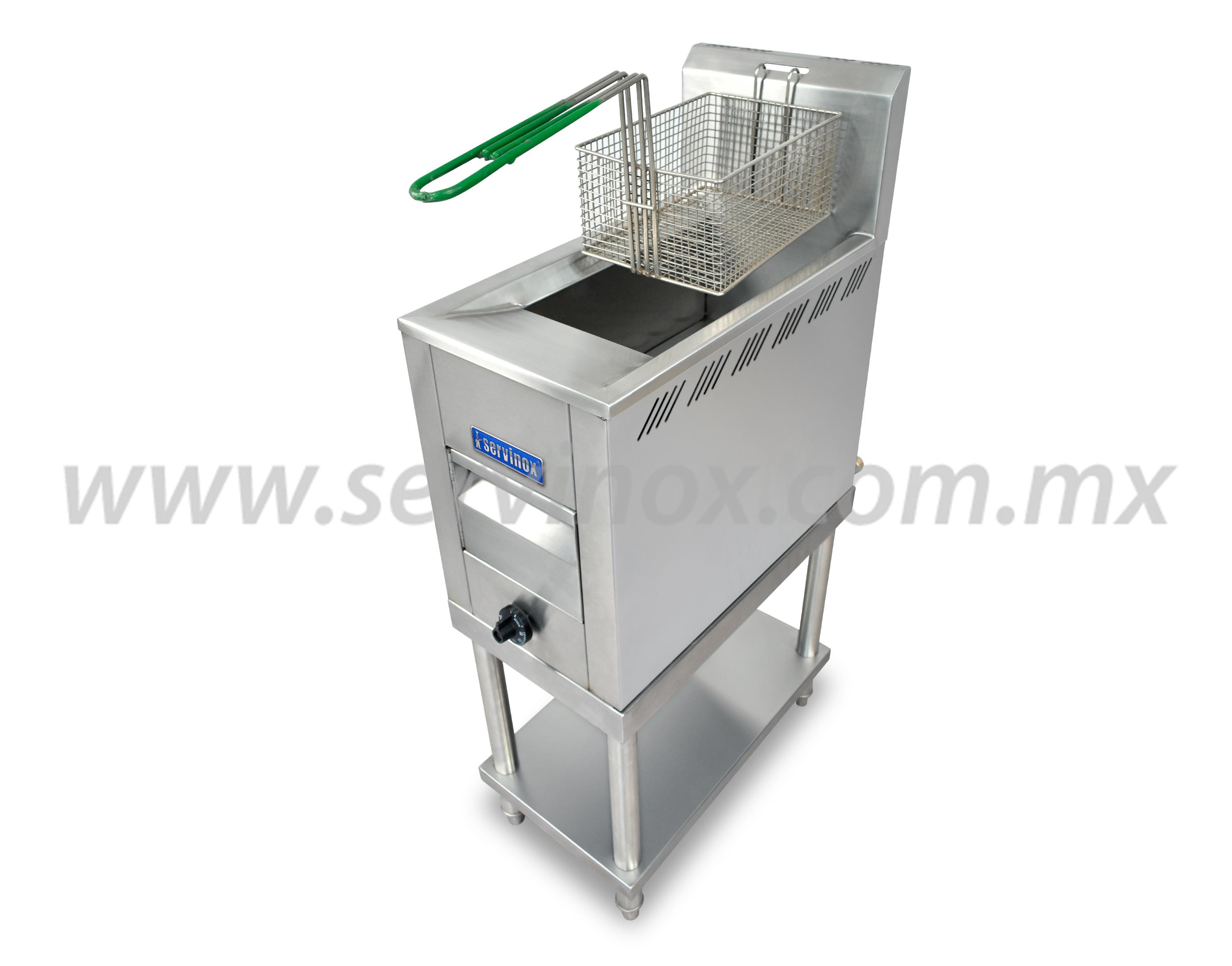 Freidora Sencilla Premium FSP12
