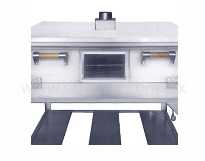 Horno Para Pan Con Cristal HG12 120AICC 1