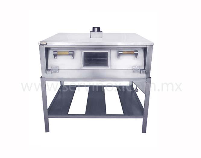 Horno Para Pan Con Cristal HG12 120AICC 2