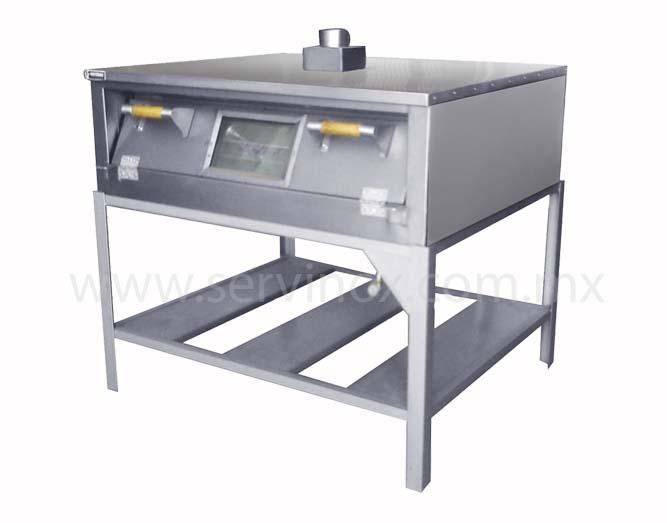 Horno Para Pan Con Cristal HG2 120AICC