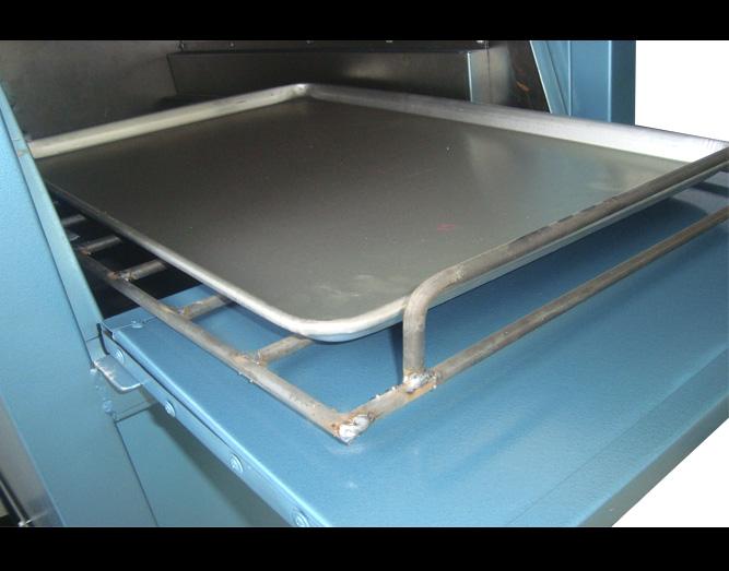 Horno Para Pan Tipo Gaveta De Dos Charolas 3