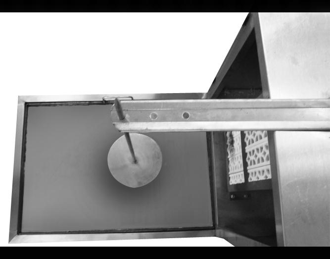 Horno o Trompo Para Tacos al Pastor con Plancha 4