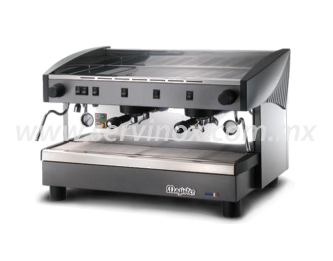 Maquina De Cafe Dos Grupos MS 100