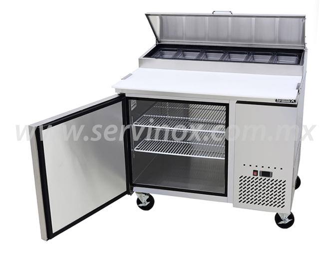 Mesa Para Preparacion de Pizzas MRP 112 1P 3