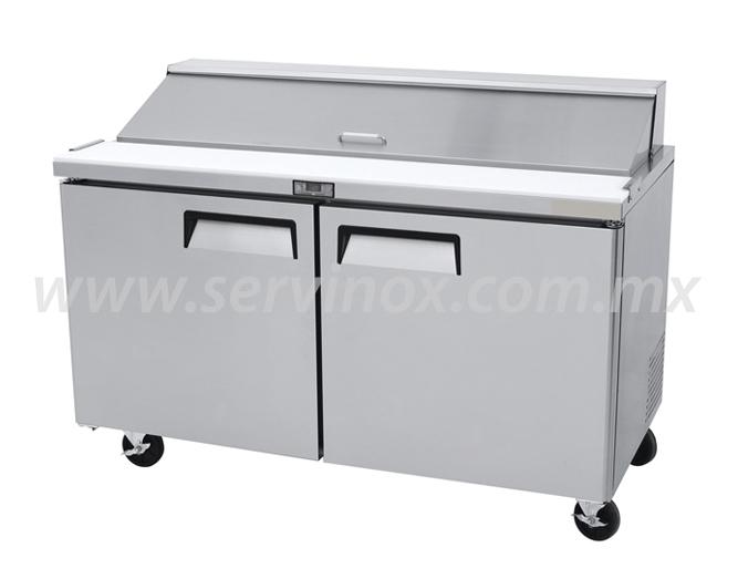 Mesa Para Preparacion de Sandwiches y Ensaladas MRS 152 2P