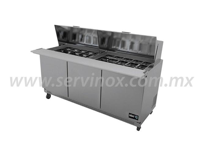 Mesa Refrigerada de Preparacion Ensaladas APTS 72 18