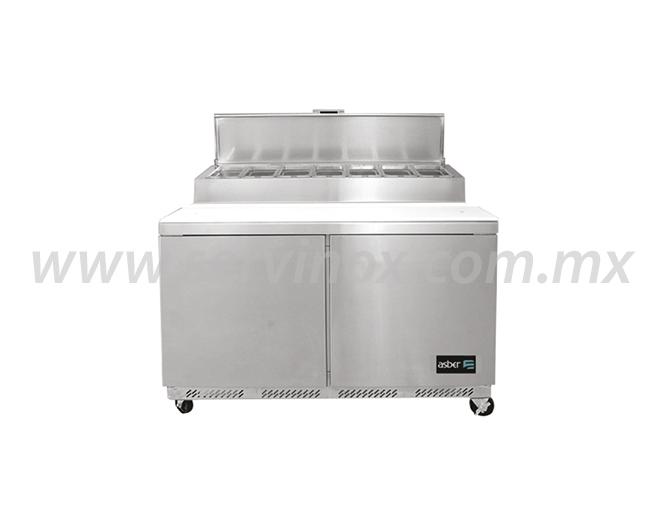 Mesa Refrigerada de Preparacion de Pizzas APTP 48 PE