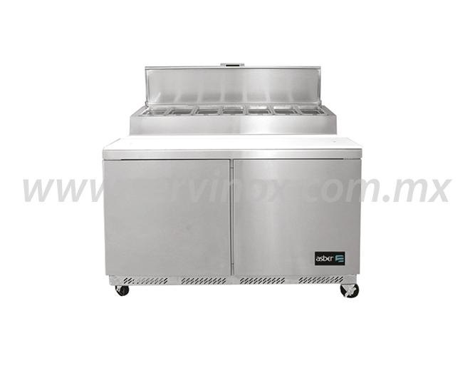Mesa Refrigerada de Preparacion de Pizzas APTP 60 PE