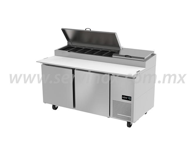 Mesa Refrigerada de Preparacion de Pizzas APTP 67