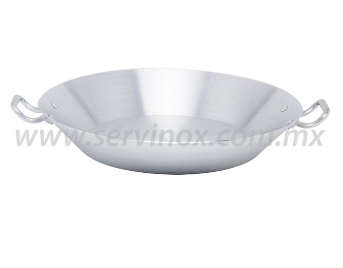 Paellera Silver Gourmet 70 CM