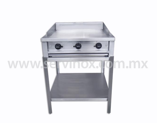 Servinox todo para tu negocio - Plancha de acero inoxidable para cocina ...