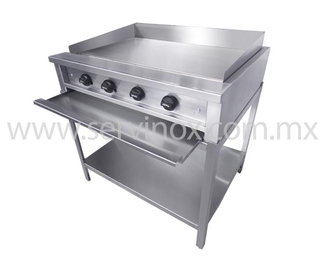 Plancha con base en acero inoxidable psg 90 3 - Plancha acero inoxidable precio ...