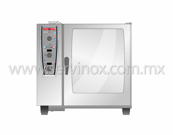 Rational Horno CM PLUS Modelo 102