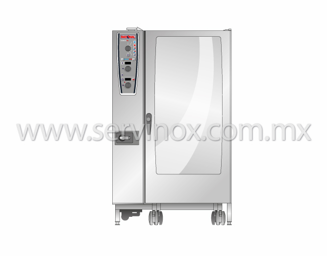 Rational Horno CM PLUS Modelo 202