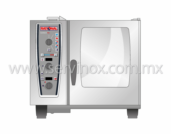 Rational Horno CM PLUS Modelo 61