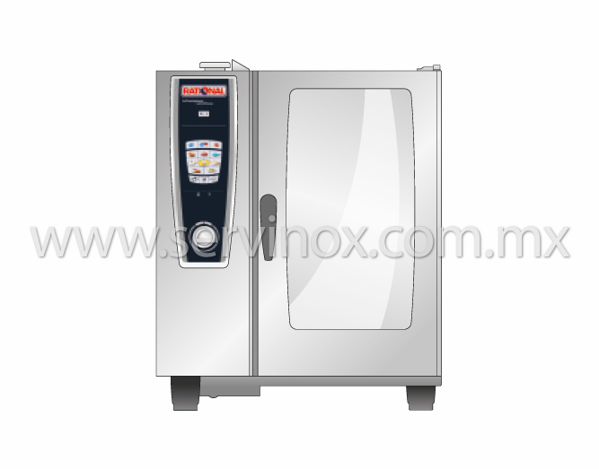 Rational Horno SCC WE 101