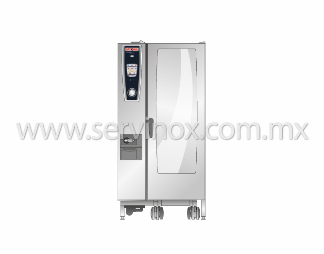 Rational Horno SCC WE 201