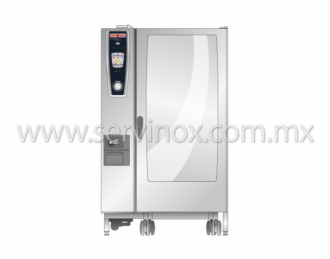 Rational Horno SCC WE 202