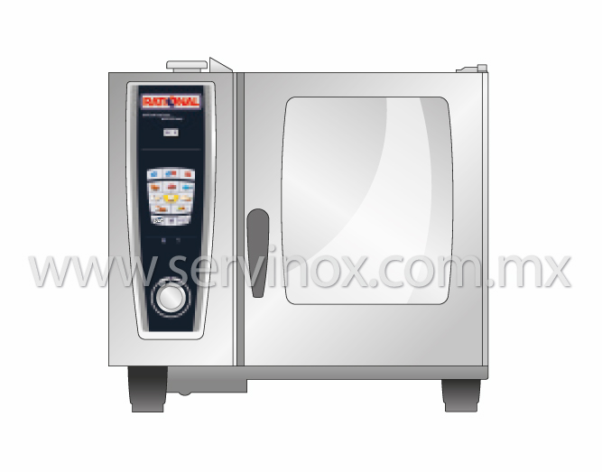 Rational Horno SCC WE 61