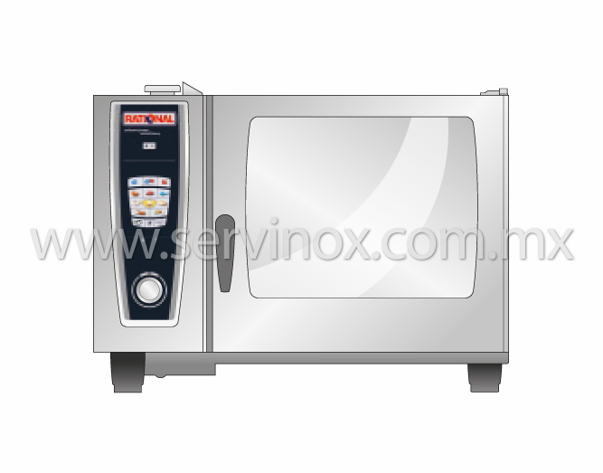 Rational Horno SCC WE 62