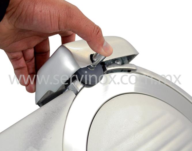 Rebanadora Electrica de Gravedad SLI 275 2