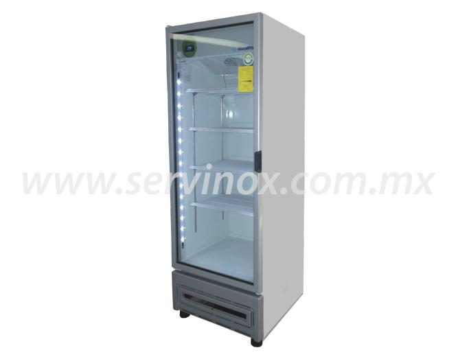 Refrigerador Vertical Comercial Exhibidor
