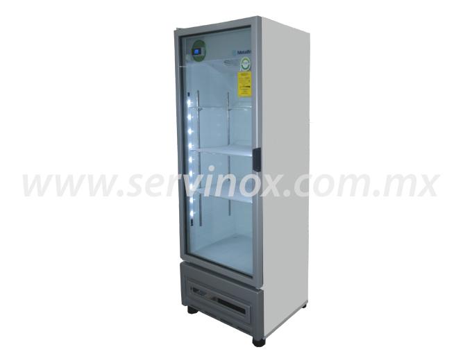 Refrigerador Vertical Comercial REB 270 LED