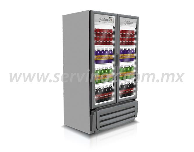 Refrigerador Vertical VR192P