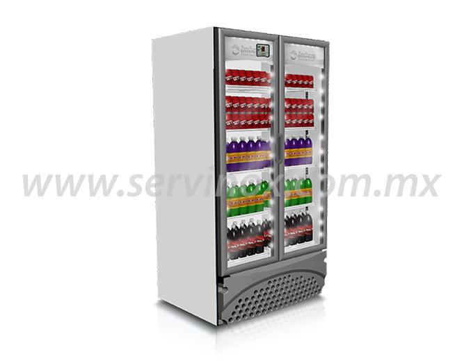 Refrigerador Vertical VR262P