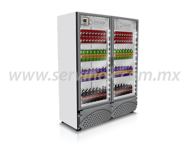 Refrigerador Vertical VR352P