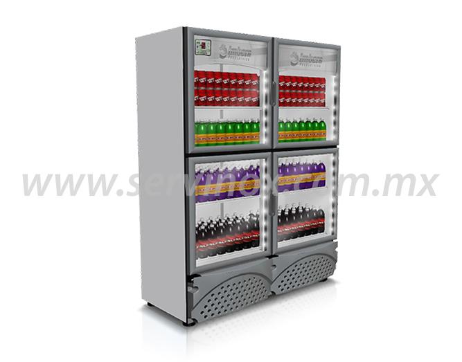 Refrigerador Vertical VR354P