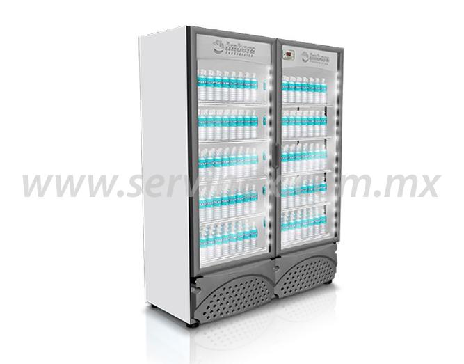 Refrigerador Vertical de 2 Puertas G3422P