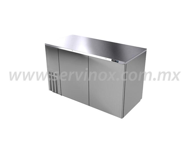 Refrigerador de Contrabarra ABBC 58 S