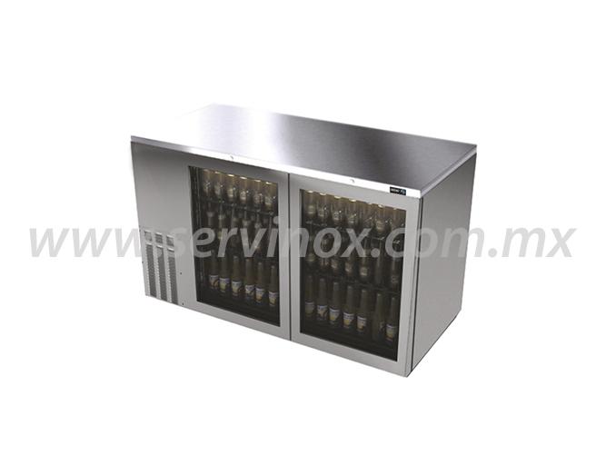 Refrigerador de Contrabarra ABBC 58 SG