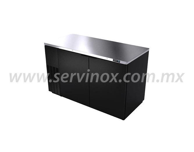 Refrigerador de Contrabarra ABBC 58