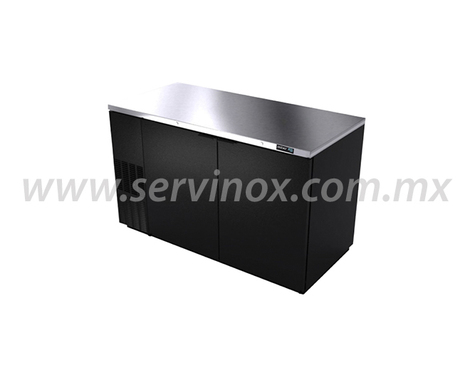 Refrigerador de Contrabarra ABBC 68