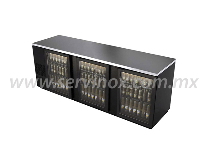 Refrigerador de Contrabarra ABBC 94 G