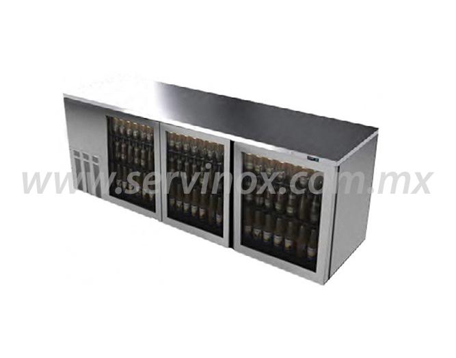 Refrigerador de Contrabarra ABBC 94 SG