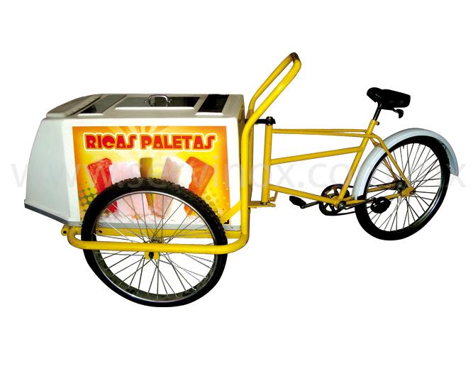 Triciclo Paletero Estandar Picudo