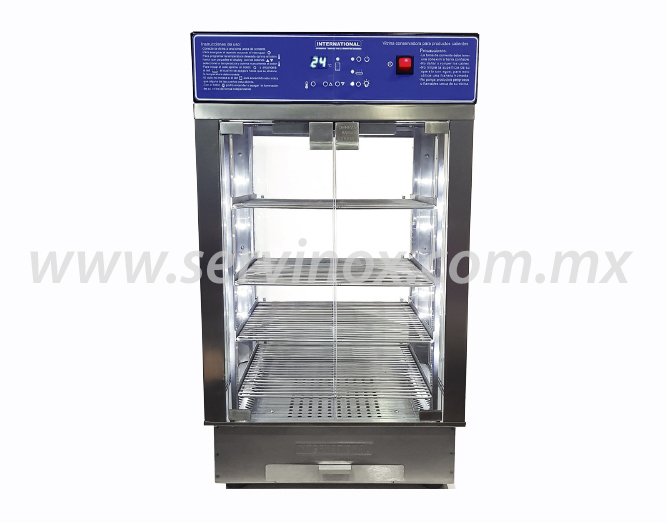 Vitrina Caliente para Pizzas International VC1SM 2